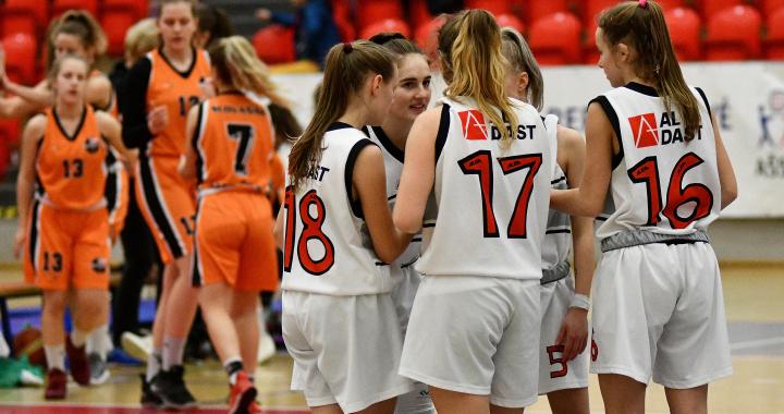 Video: Basketbalové finále Sportovní ligy škol