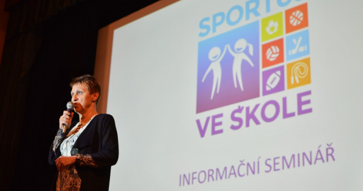 Foto: Seminář lektorů projektu Sportuj ve škole