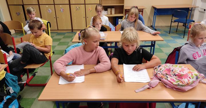 Foto: Přání do nového školního roku